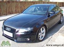 Audi A4 3.2 - Purple haze wax