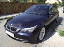 BMW 545i V8 - Dodo Juice Detail Supernatural Hybrid