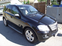 Mercedes ML 420 CDI - Dodo Juice Supernatural Hybrid