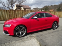 Audi RS5 - Dodo Juice Supernatural