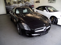 Mercedes SLS 6.3 AMG - Dodo Juice Supernatural